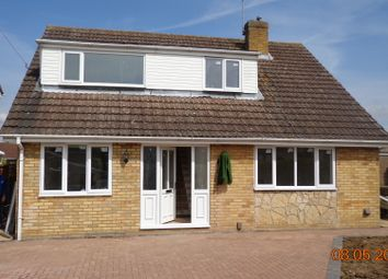 Thumbnail 4 bed detached bungalow to rent in Pine Close, Lincoln