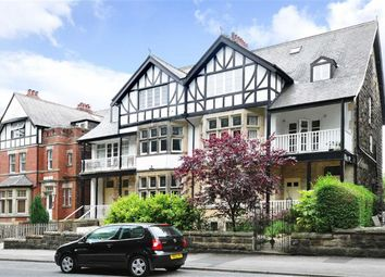 Thumbnail 2 bed flat for sale in Harlow Moor Drive, Harrogate, North Yorkshire