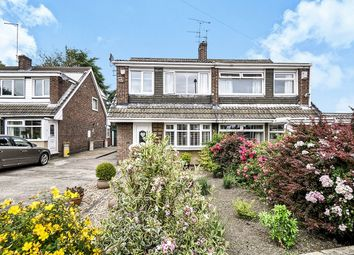 Thumbnail 3 bedroom semi-detached house for sale in Bridle Crescent, Chapeltown, Sheffield