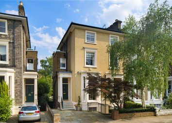 Thumbnail 5 bedroom semi-detached house for sale in Clifton Hill, St John's Wood, London