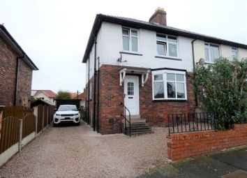 Thumbnail 3 bed semi-detached house for sale in Bedford Road, Carlisle