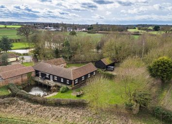 Thumbnail 4 bed barn conversion for sale in Yarmouth Road, Toft Monks, Beccles