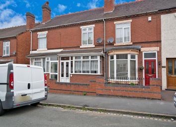 Thumbnail 3 bed terraced house for sale in Wolverhampton Road, Cannock