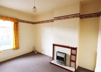 Thumbnail 3 bed flat to rent in Egerton Road, Blackpool
