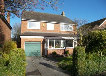 Thumbnail 4 bed detached house for sale in Granton Close, Formby, Liverpool
