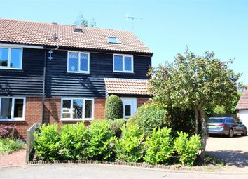 Thumbnail 3 bed semi-detached house for sale in Rough Field, East Grinstead, West Sussex