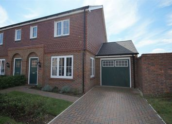 Thumbnail 3 bed end terrace house for sale in Addington Gardens, Woodley, Reading, Berkshire