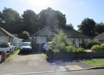 Thumbnail 3 bed semi-detached bungalow for sale in Dale Valley Close, Shirley, Southampton