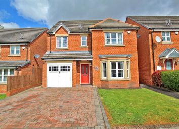 Thumbnail 4 bed detached house for sale in Rowley Drive, Sherwood, Nottingham