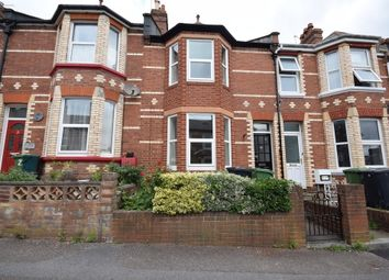 Thumbnail 4 bedroom terraced house for sale in St. Annes Road, Exeter