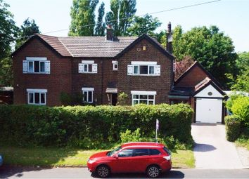 Thumbnail 4 bed detached house for sale in Old Road, Billingham