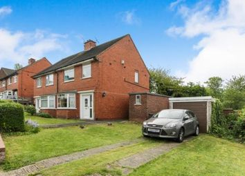 Thumbnail 3 bed semi-detached house for sale in Oakwood Grove, Broom, Rotherham
