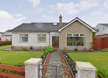 Thumbnail 4 bed detached house for sale in Wester Moffat Crescent, Airdrie, North Lanarkshire