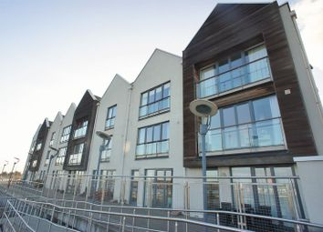 Thumbnail 4 bed terraced house for sale in Waterside Marina Brightlingsea, Colchester