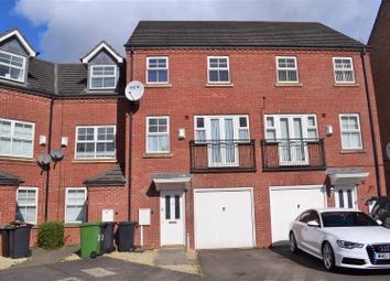 Thumbnail 4 bed terraced house for sale in Silken Court, Nuneaton