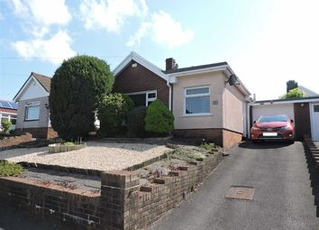 Thumbnail 2 bed detached bungalow for sale in Rhydycoed, Birchgrove, Swansea
