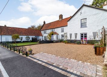 Thumbnail 6 bed detached house for sale in Beck House, Thetford, Norfolk