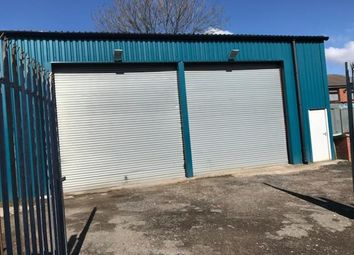 Thumbnail Light industrial for sale in Garage, Oak Street, Ashton-In-Makerfield, Wigan