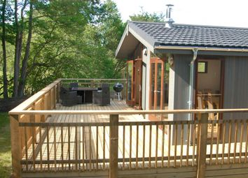 Thumbnail 2 bed detached house for sale in Latterbarrow, Hawkshead Hall Lodges, Hawkshead