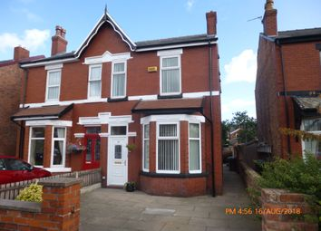 Thumbnail 3 bed semi-detached house to rent in Byrom Street, Southport