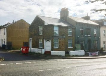 Thumbnail 2 bedroom block of flats for sale in 61A & 61B Crabble Hill, Dover, Kent