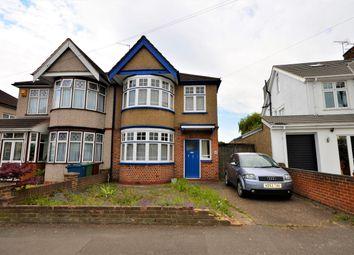 Thumbnail 3 bed semi-detached house for sale in Kingshill Avenue, Kenton, Harrow, Haq3