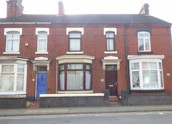 Thumbnail 4 bed terraced house for sale in Hungerford Road, Crewe