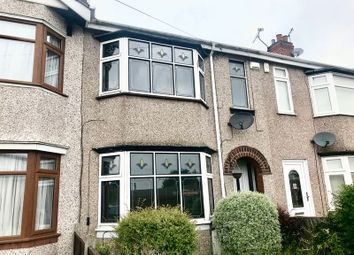Thumbnail 3 bed terraced house to rent in Abbey Cottages, Willenhall Lane, Binley, Coventry