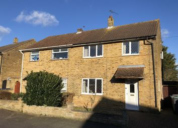 Thumbnail 3 bed semi-detached house for sale in Wife Of Bath Hill, Harbledown, Canterbury