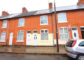 Thumbnail 2 bed terraced house to rent in Muriel Road, Leicester