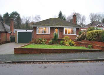 Thumbnail 2 bed detached bungalow for sale in Mount View Road, Telford, Shropshire