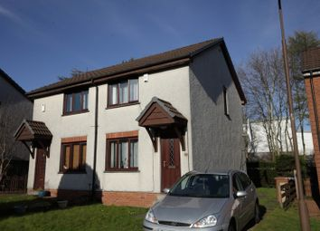 Thumbnail 2 bed semi-detached house for sale in Netherwood Park, Livingston, West Lothian