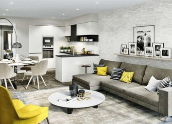 Thumbnail 1 bed flat for sale in London Square, Islington, London