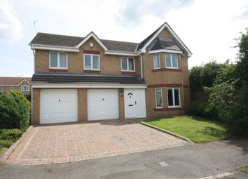 Thumbnail 5 bed detached house to rent in Allerston Way, Guisborough