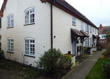 Thumbnail 2 bed end terrace house for sale in St. Peters Place, Kingsbury, Tamworth, .