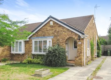 Thumbnail 2 bedroom semi-detached bungalow for sale in Chelkar Way, York