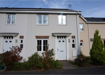 Thumbnail 3 bed end terrace house for sale in Maes Y Ffynnon, Mountain Ash
