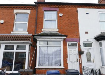 Thumbnail 2 bedroom terraced house for sale in Towyn Road, Moseley