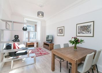 Thumbnail 2 bed flat to rent in Abercromby Place, New Town