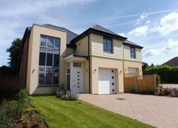 Thumbnail 4 bed detached house for sale in Cowslip Lane, Gamlingay, Sandy