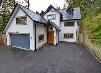 Thumbnail 6 bed detached house for sale in Shrewsbury Wood, Lowther Road, Prestwich, Manchester