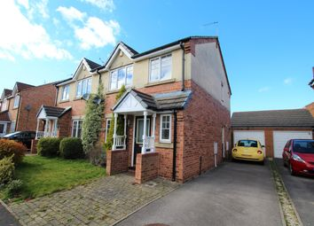Thumbnail 3 bedroom semi-detached house to rent in Minchin Close, York
