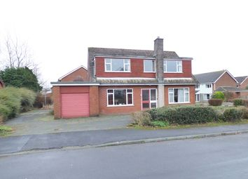 Thumbnail 4 bed detached house for sale in Sandringham Drive, Brinscall, Chorley