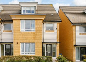 Thumbnail 4 bed end terrace house for sale in Meridian Close, Ramsgate