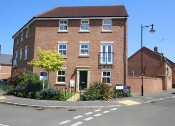 Thumbnail 5 bed town house for sale in Isambard Way, Swindon, Wiltshire