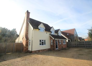 Thumbnail 5 bed detached house for sale in Thurston, Bury St Edmunds, Suffolk