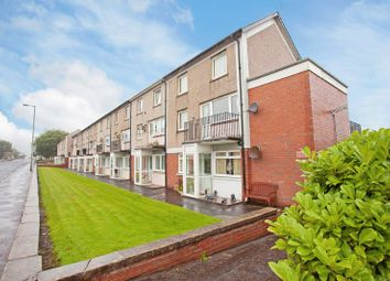 Thumbnail 3 bed flat for sale in Main Street, Overtown, Wishaw