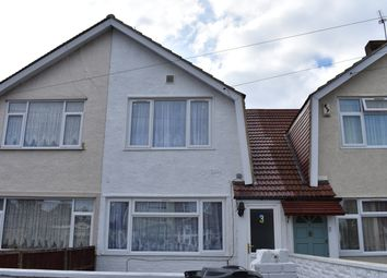 Thumbnail 3 bed terraced house for sale in Norfolk Road, Feltham