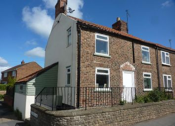 Thumbnail 2 bed cottage to rent in South View, Morton On Swale, Northallerton