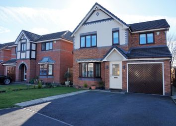 Thumbnail 4 bed detached house for sale in Edward Close, Tarleton, Preston